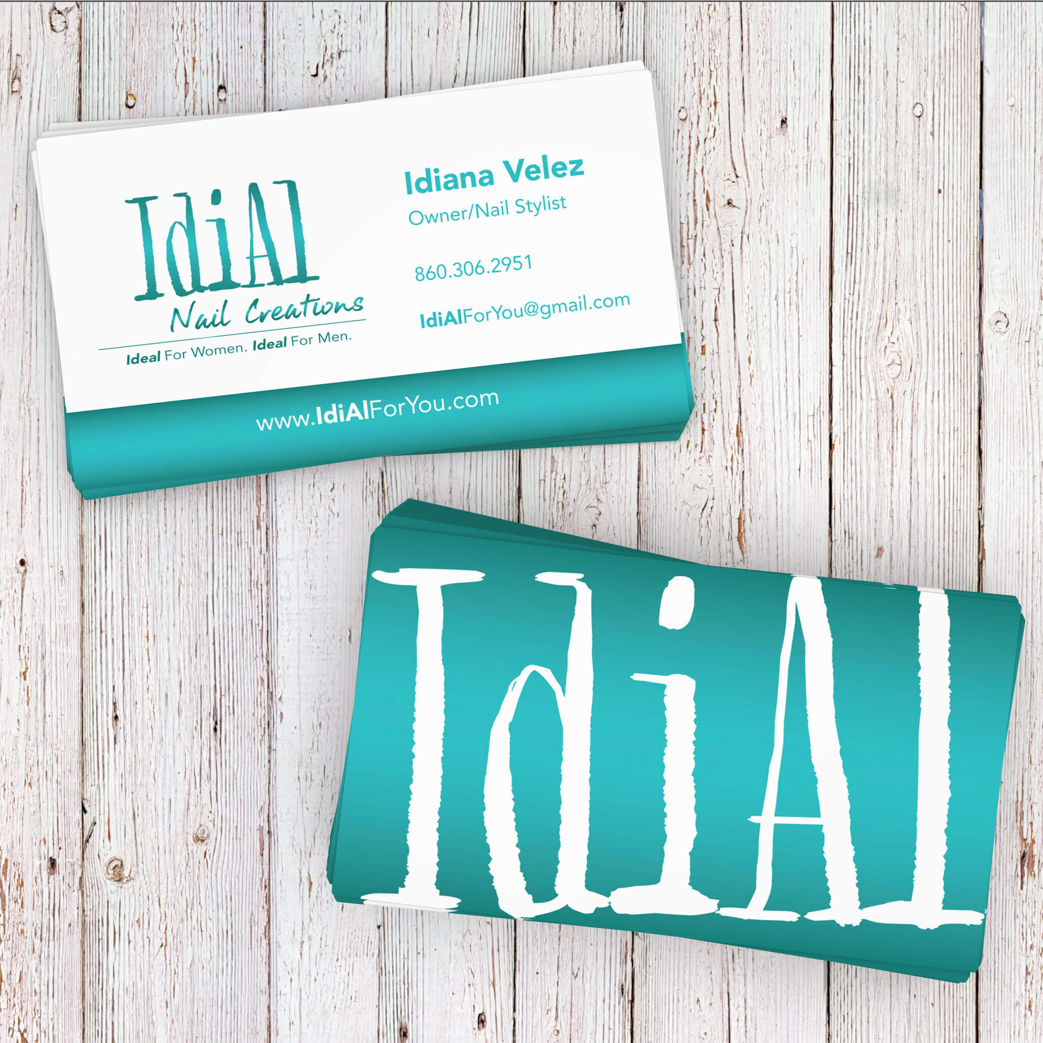 IdiAl Business Card by Kevin Ferrisi