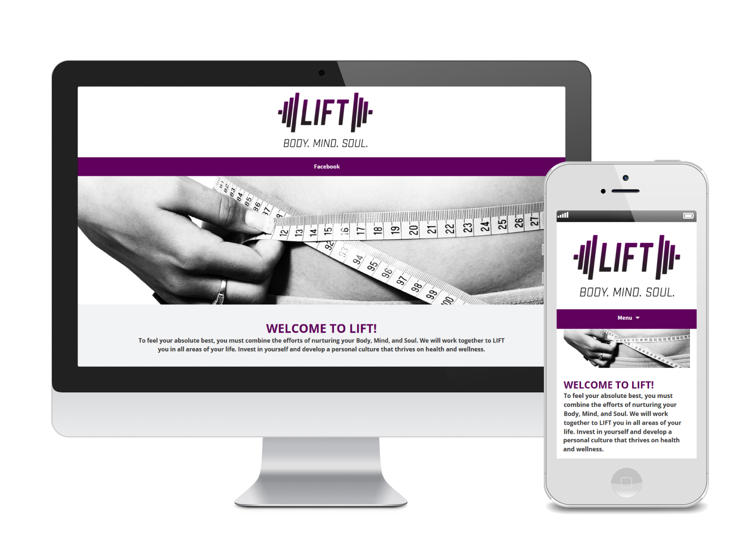 LIFT-Web-Design-Template