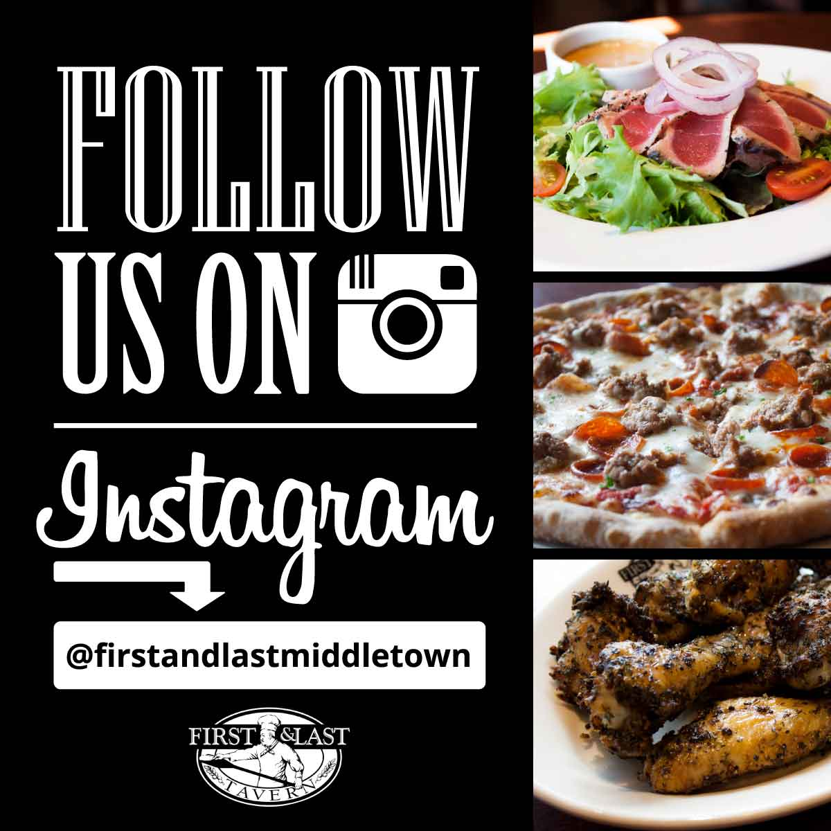 Follow Us Instagram