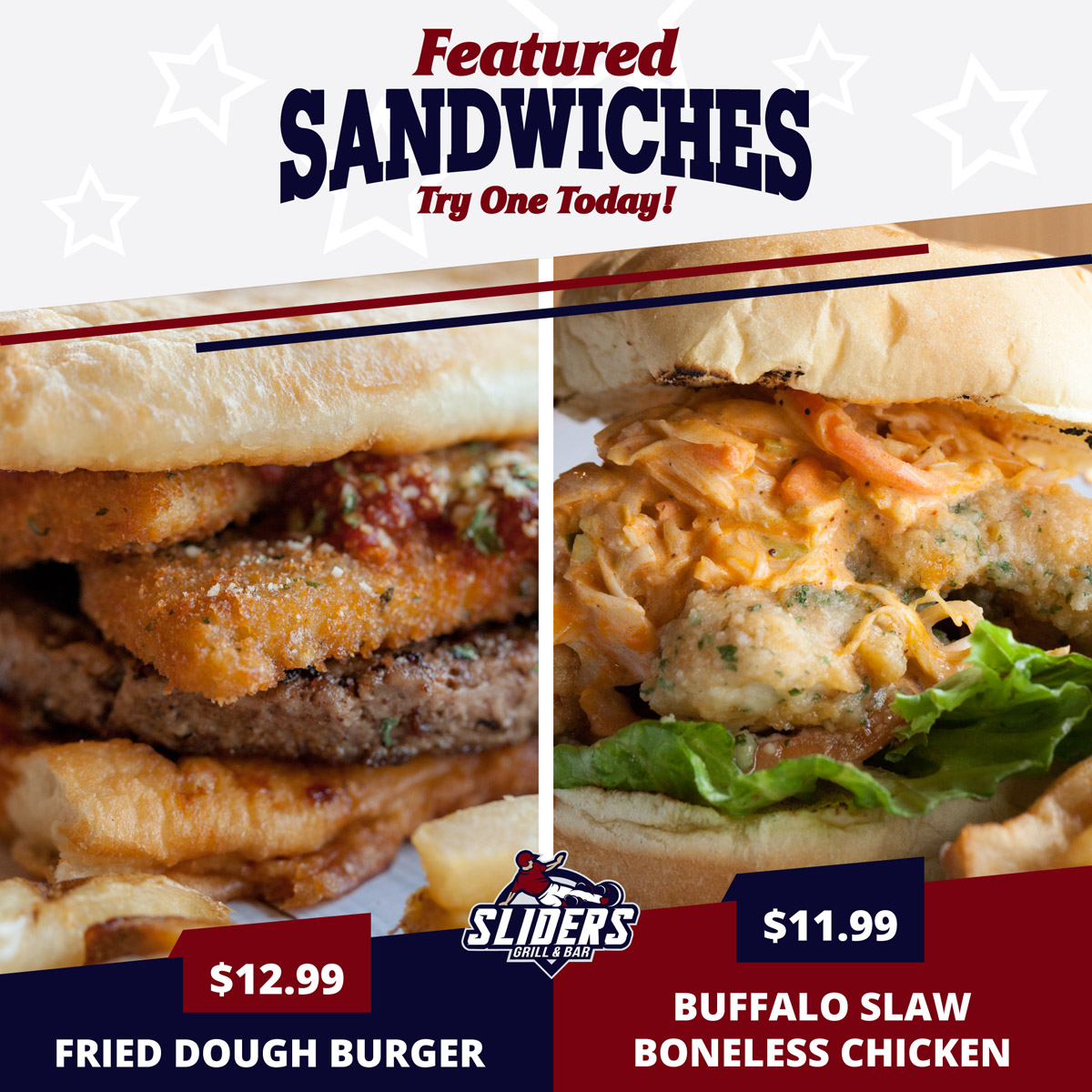 Featured Sandwiches
