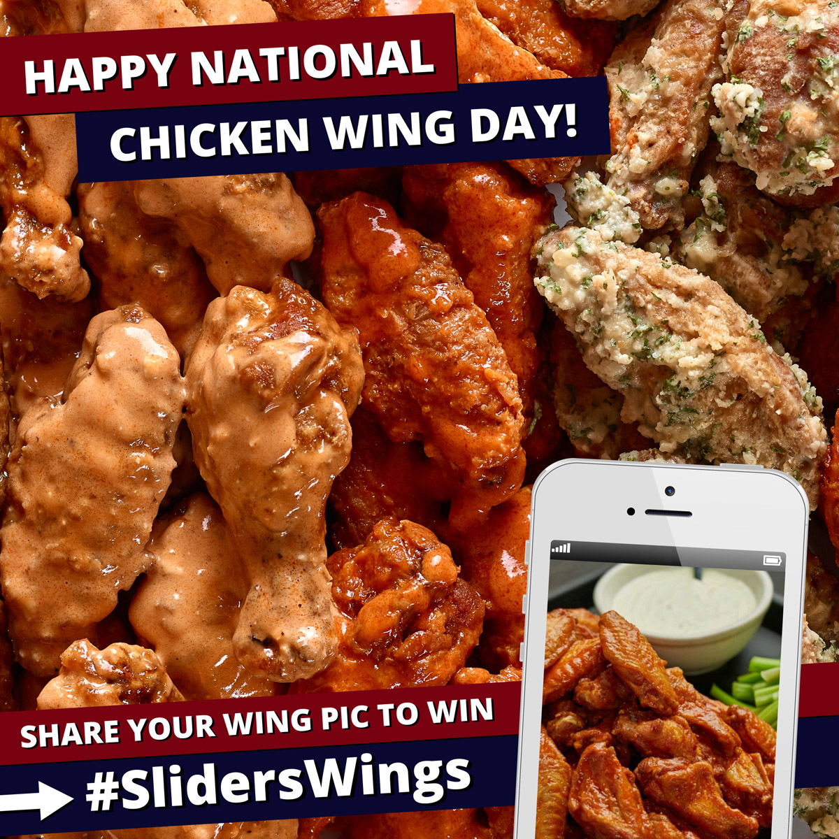 National Chicken Wing Day - 1