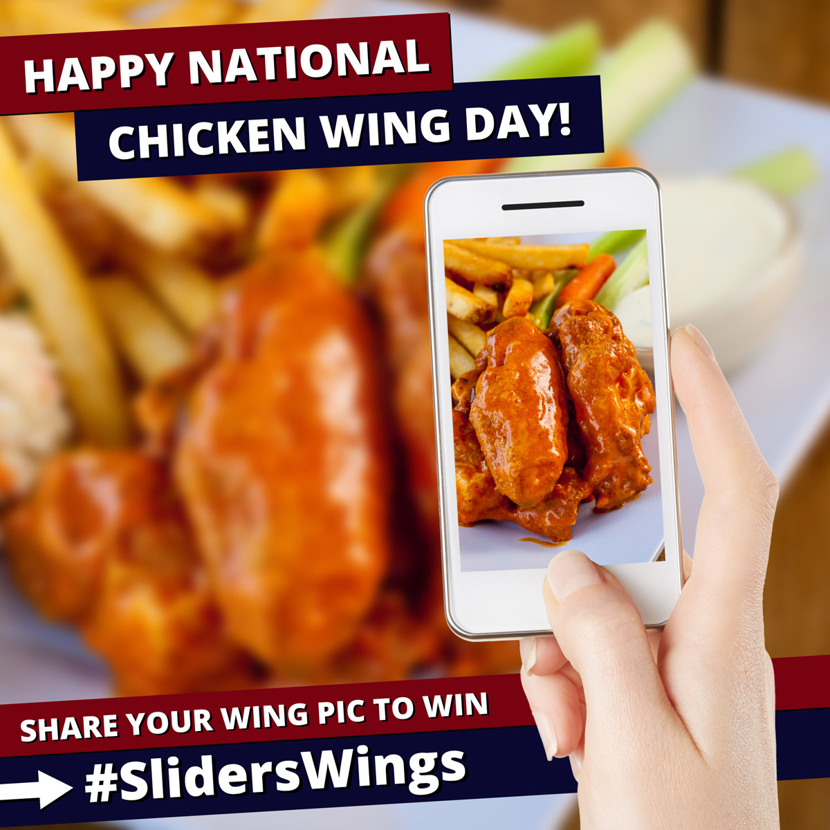 National Chicken Wing Day - 2