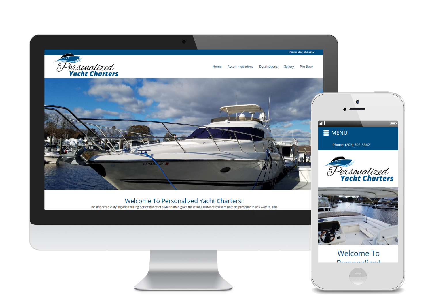 Personalized Yacht Charters