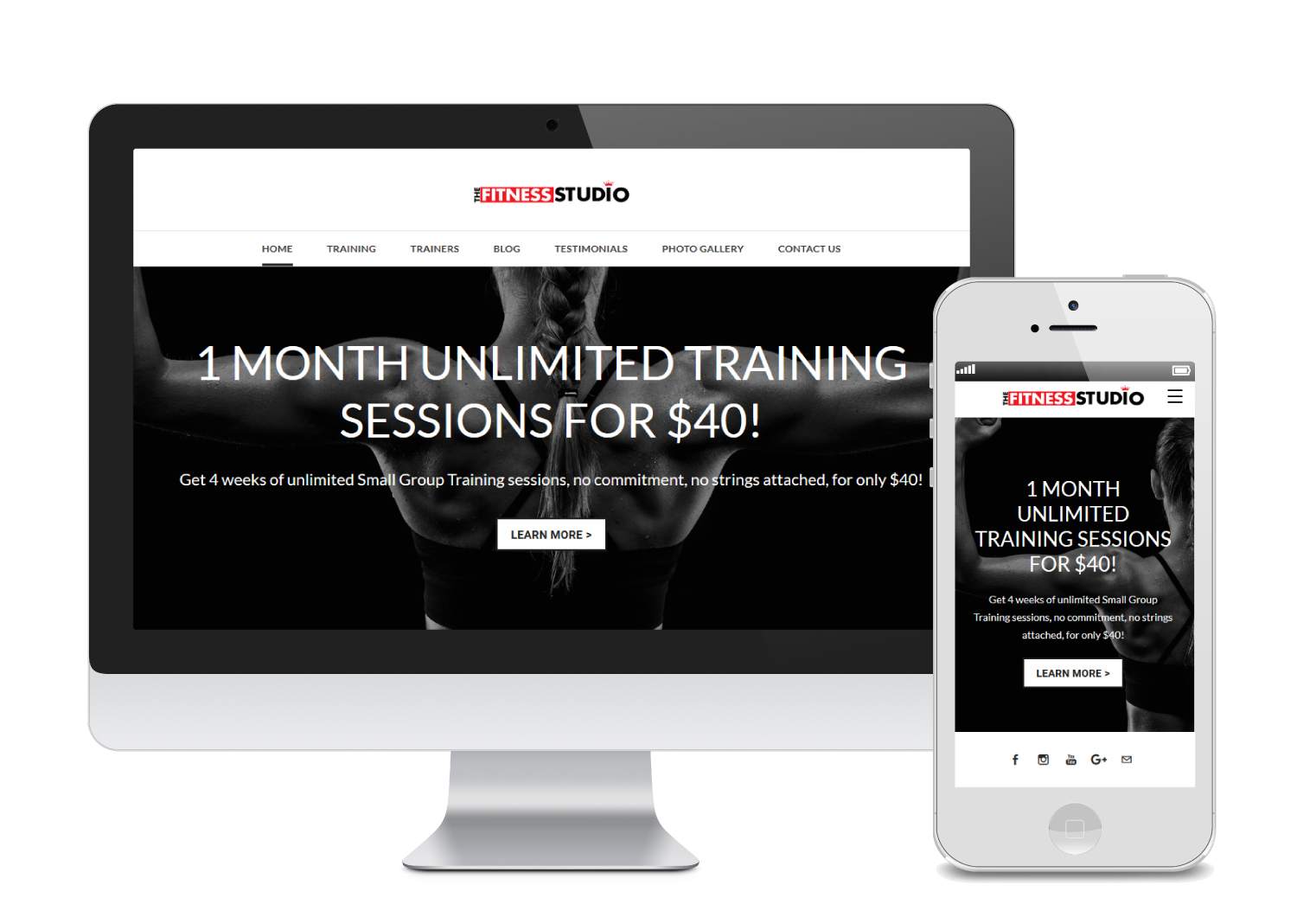 The-Fitness-Studio-Template