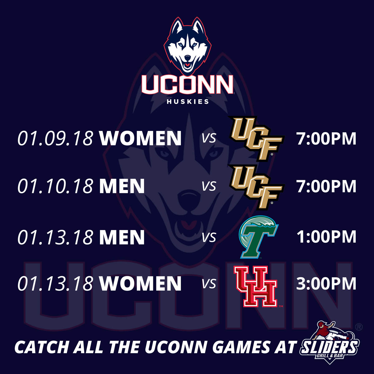 UCONN-Basketball-Week-2018-01-08